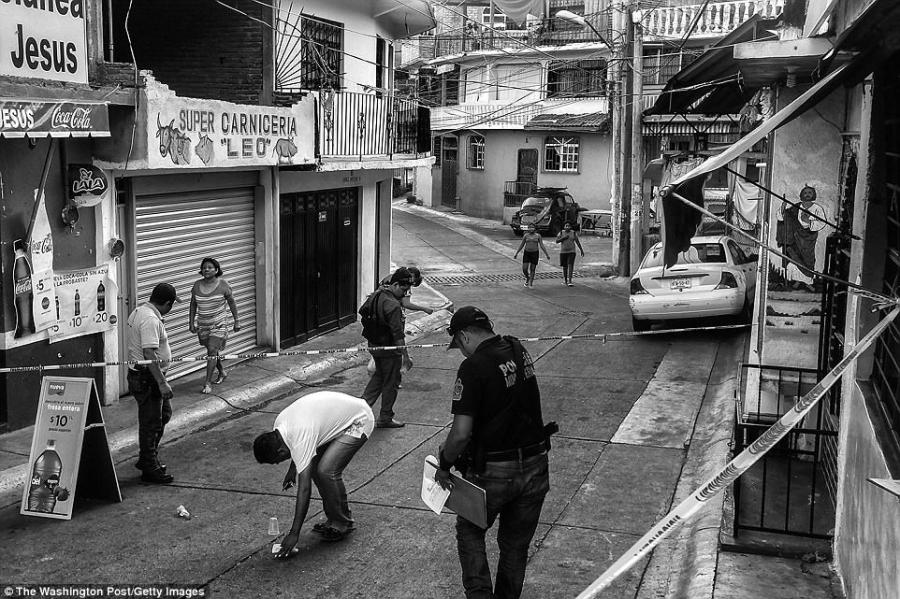 Acapulco: Tu thanh pho bien den 'thu phu' dam mau o Mexico hinh anh 8