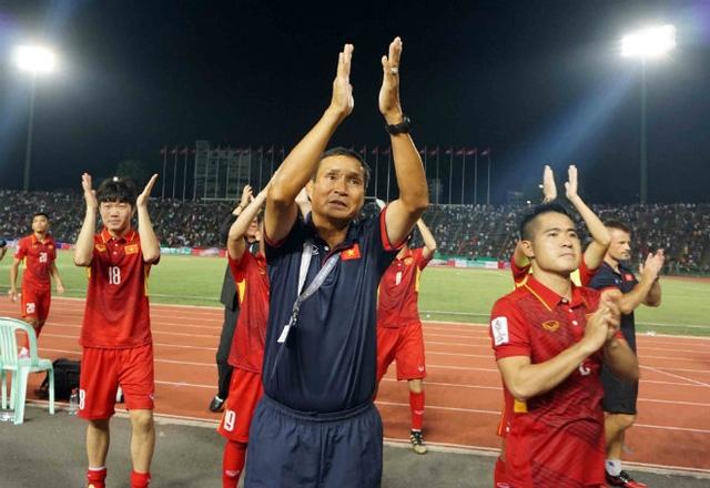 HLV Mai Đức Chung giúp đội tuyển Việt Nam chiến thắng trong bối cảnh đội tuyển không đạt trạng thái tốt nhất