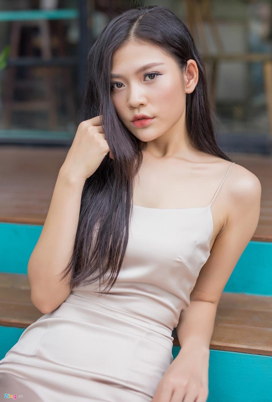 Chung Huyen Thanh: 'Toi co nhieu diem manh hon Hoang Thuy o HHHV' hinh anh 2