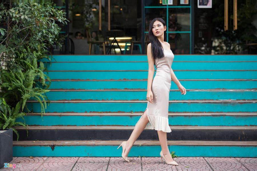 Chung Huyen Thanh: 'Toi co nhieu diem manh hon Hoang Thuy o HHHV' hinh anh 3
