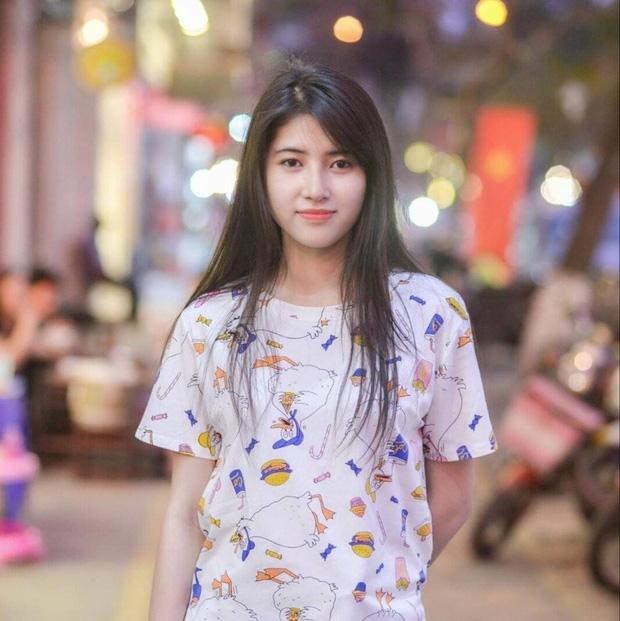 Cô bạn Hải Phòng bị chụp lén lúc đang ngủ gật được gọi là Suzy phiên bản Việt - Ảnh 6.