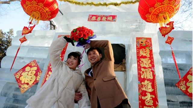 Lãnh đạo Trung Quốc kêu gào, dân vẫn không chịu cưới xin - Ảnh 1.