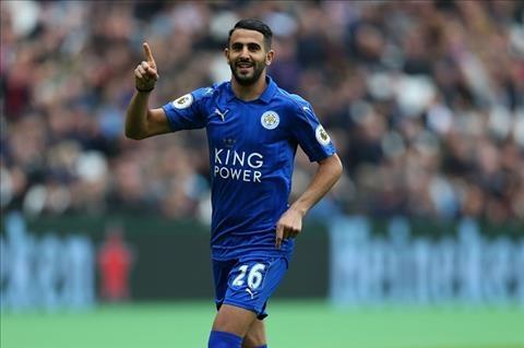 Leicester tiet lo vu MU hoi mua tien ve Mahrez hinh anh