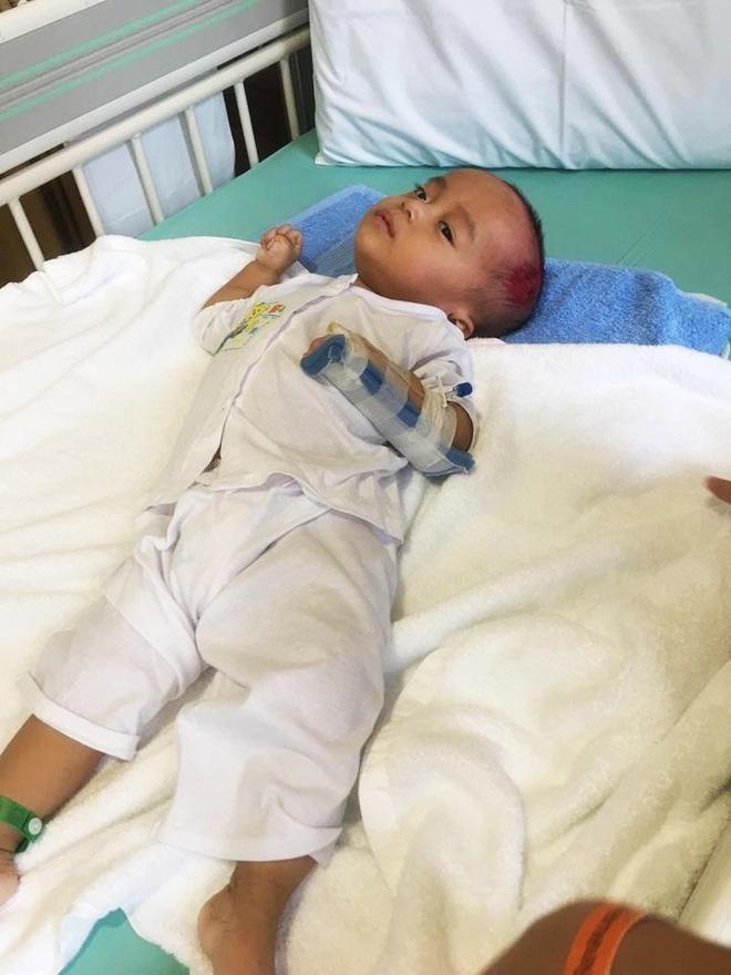 Lời kêu cứu của người vợ bị chồng bỏ rơi, con bệnh não úng thuỷ mấy lần chết hụt khi qua Singapore điều trị - Ảnh 14.