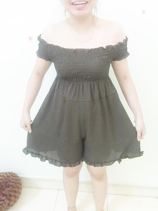 Phàn nàn mua váy online không đúng hình, cô gái trẻ cay đắng bị chủ shop gọi là cô hồn tháng 7 - Ảnh 3.