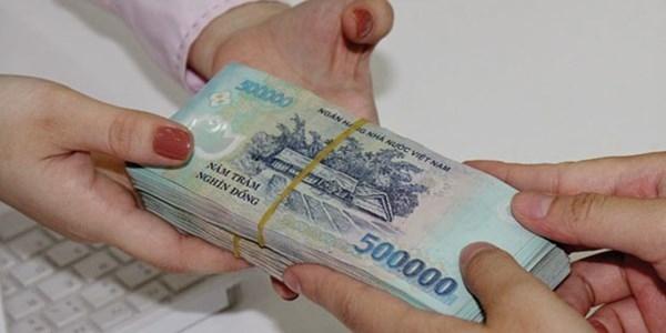 Kết quả hình ảnh cho tiền chạy án
