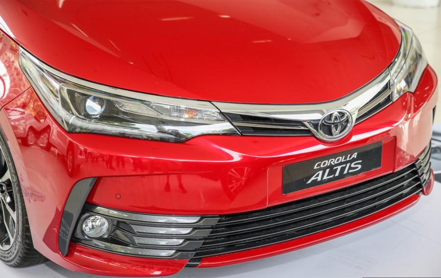 Toyota Corolla Altis 2017 co gia hon 28.000 USD o Malaysia hinh anh 4
