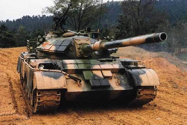 Trung Quốc khoe gói nâng cấp quá đơn giản dành cho xe tăng chiến đấu chủ lực Type 59 - Ảnh 1.