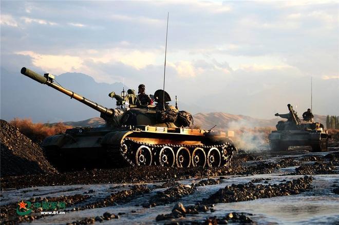 Trung Quốc khoe gói nâng cấp quá đơn giản dành cho xe tăng chiến đấu chủ lực Type 59 - Ảnh 2.