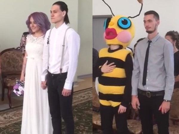 Cô gái mời bạn trai cũ đến đám cưới và cái kết đắng