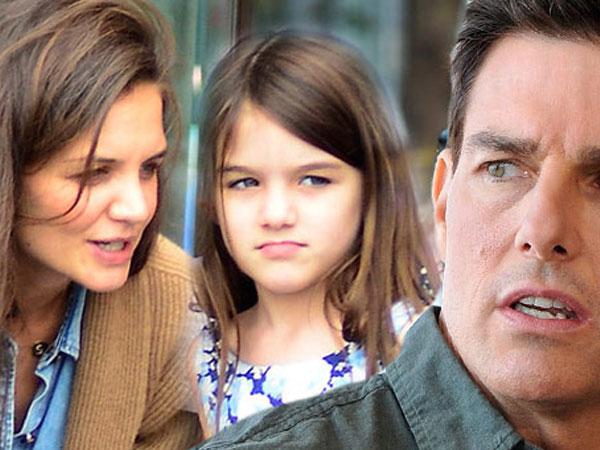 Katie Holmes phải giấu chuyện hẹn hò vì thỏa thuận trợ cấp sau ly hôn với Tom Cruise