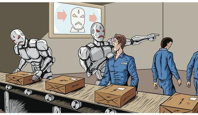 Cách mạng 4.0 đến, một doanh nghiệp lớn ở Hà Nội đã sa thải 80% công nhân vì robot: Chúng tôi cũng đau xót lắm! - Ảnh 3.