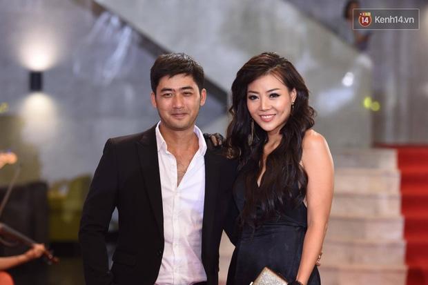 Dàn sao Việt lộng lẫy hội ngộ trên thảm đỏ VTV Awards 2017 - Ảnh 8.