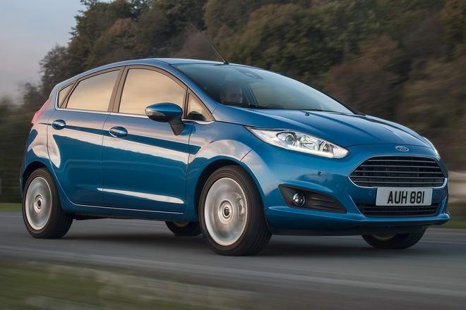"""Đến lượt xe Ford giảm giá trong tháng """"cô hồn"""" - 1"""