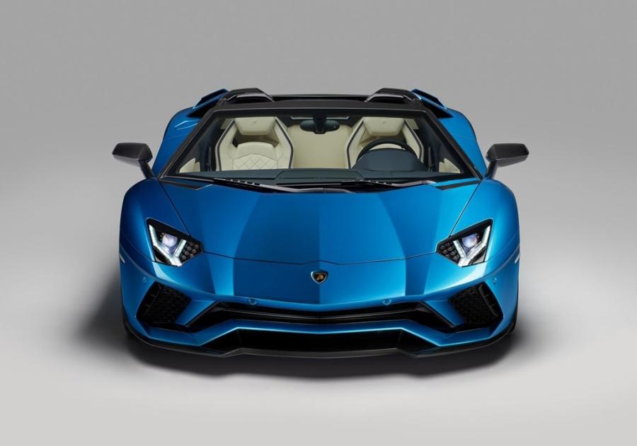 Lamborghini Aventador S Roadster - tuyet pham mui tran hinh anh 3