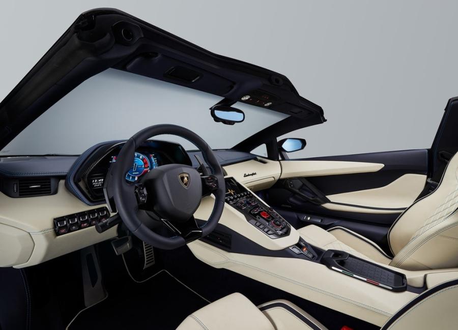 Lamborghini Aventador S Roadster - tuyet pham mui tran hinh anh 7