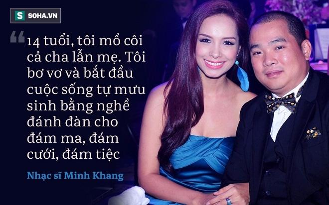 Nhạc sĩ Minh Khang: Đạo đức nghề nghiệp của nhiều ca sĩ, nhạc sĩ trẻ bây giờ đi xuống - Ảnh 2.