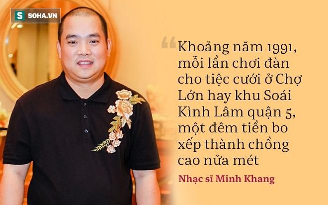 Nhạc sĩ Minh Khang: Đạo đức nghề nghiệp của nhiều ca sĩ, nhạc sĩ trẻ bây giờ đi xuống - Ảnh 3.