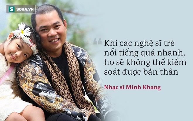 Nhạc sĩ Minh Khang: Đạo đức nghề nghiệp của nhiều ca sĩ, nhạc sĩ trẻ bây giờ đi xuống - Ảnh 4.