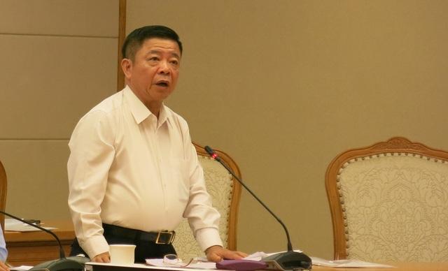 Ông Võ Kim Cự làm phó Ban chỉ đạo đổi mới phát triển hợp tác xã - Ảnh 1.