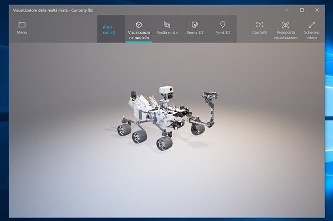 Rò rỉ tính năng View 3D mới trong Windows 10 - ảnh 2