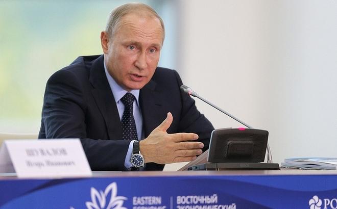Tổng thống Putin nêu phương án đầy bất ngờ để giải quyết vấn đề hạt nhân Triều Tiên