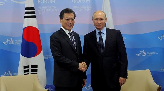Tổng thống Putin nêu phương án đầy bất ngờ để giải quyết vấn đề hạt nhân Triều Tiên - Ảnh 1.