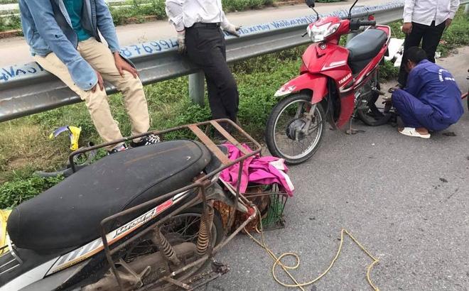 Xác định cơ sở xản xuất đinh rải trên cao tốc Hà Nội - Bắc Giang