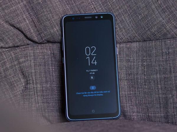 Samsung Galaxy S8 Active đầu tiên tại Việt Nam