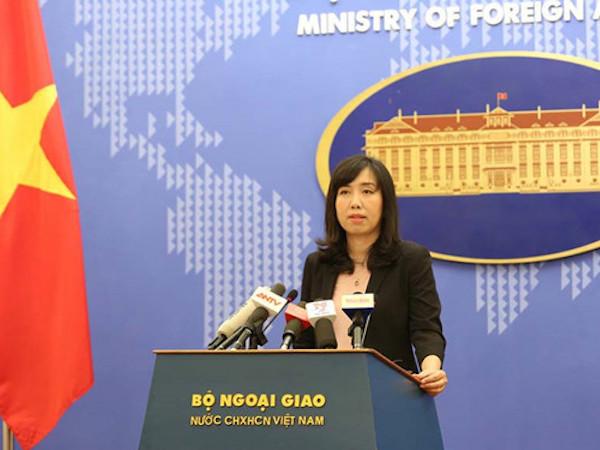 Trung Quốc lại tuyên bố bắn đạn thật ở Hoàng Sa