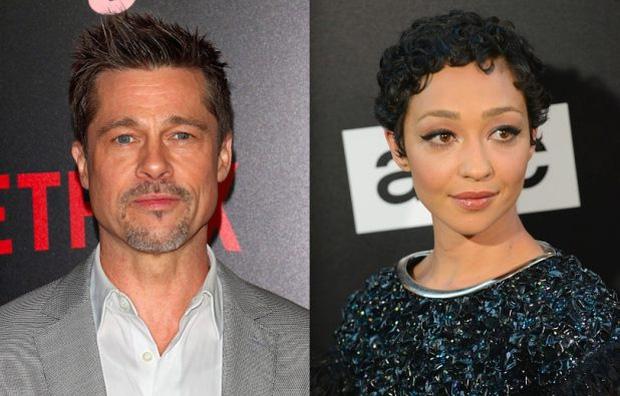 Angelina Jolie hẹn hò với Johnny Depp, còn Brad Pitt cũng đã có tình mới? - Ảnh 2.