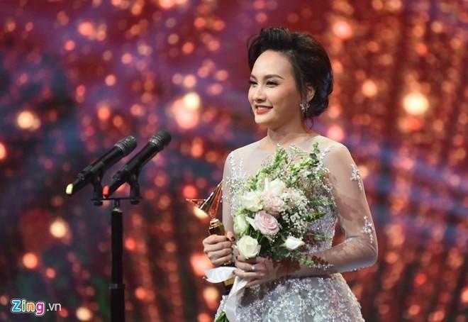 Bao Thanh: 'Me chong Lan Huong xung dang voi giai VTV Awards hon toi' hinh anh 1