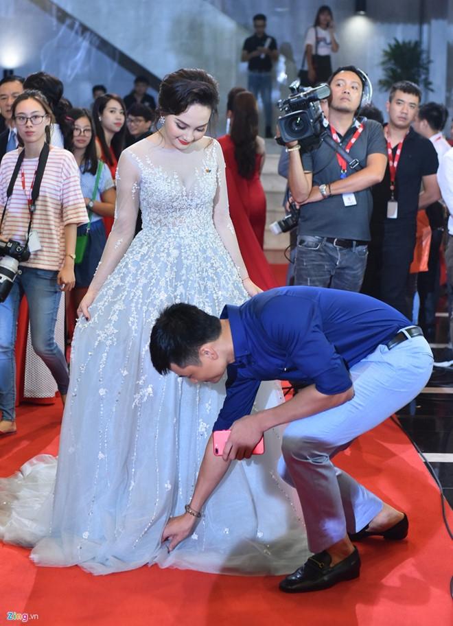 Bao Thanh: 'Me chong Lan Huong xung dang voi giai VTV Awards hon toi' hinh anh 3