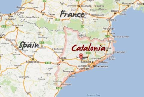 Catalonia được cho là vùng kinh tế phát triển và muốn tự tách độc lập.