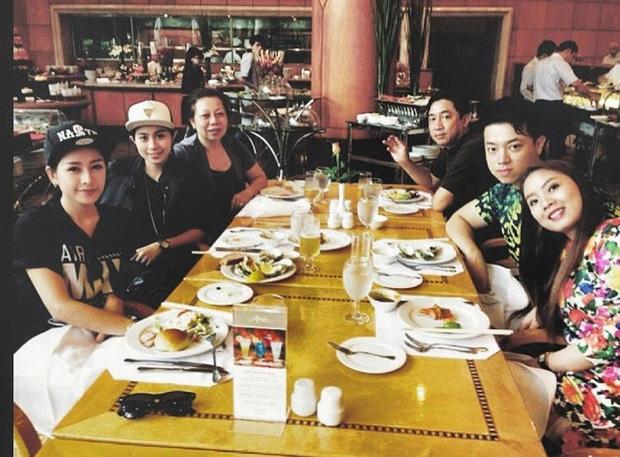 Chi Pu và mẹ đi du lịch Hàn Quốc cùng gia đình Gil Lê - Ảnh 3.