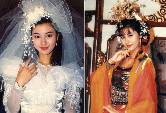 Nàng hoa hậu đẹp nhất lịch sử Hong Kong: Từ tai tiếng hồ ly tinh đến phu nhân tỷ phú - Ảnh 5.