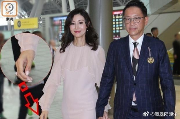 Nàng hoa hậu đẹp nhất lịch sử Hong Kong: Từ tai tiếng hồ ly tinh đến phu nhân tỷ phú - Ảnh 18.