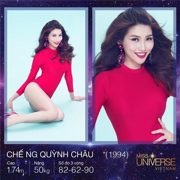 Quynh Chau: 'Hoang Thuy, Mau Thuy la doi thu manh nhat' hinh anh 1