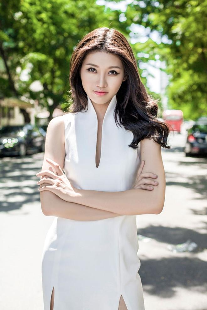 Quynh Chau: 'Hoang Thuy, Mau Thuy la doi thu manh nhat' hinh anh 2