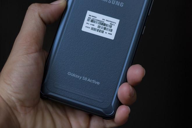 Samsung Galaxy S8 Active dau tien tai Viet Nam hinh anh 2