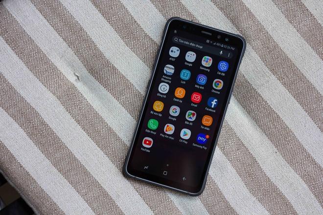 Samsung Galaxy S8 Active dau tien tai Viet Nam hinh anh 6