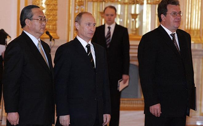 Triều Tiên ủng hộ sáng kiến hợp tác kinh tế với Nga và Hàn Quốc