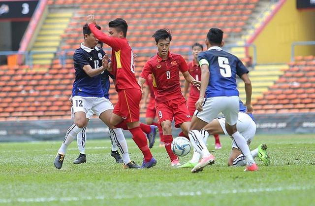 Cầu thủ U22 Việt Nam sốc vì bị nghi ngờ tiêu cực