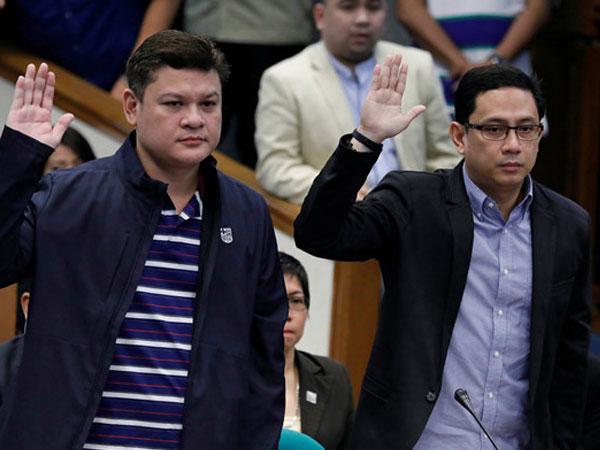 Con trai, con rể Duterte phủ nhận liên quan tới đường dây ma túy lớn