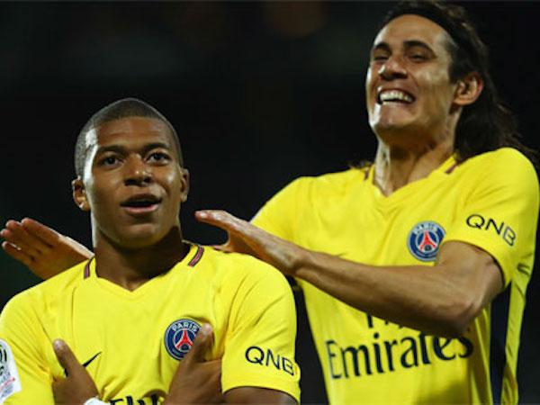 Mbappe tỏa sáng trong trận ra mắt, giúp PSG đại thắng