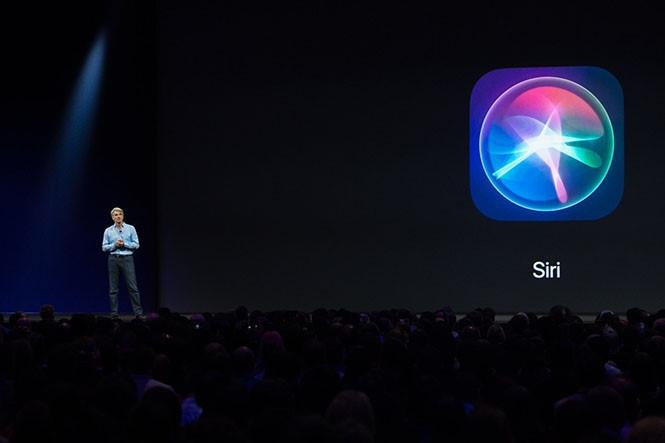Siri đã nhận được những cải tiến ấn tượng về giọng nói so với cách đây 6 năm  /// Ảnh: AFP