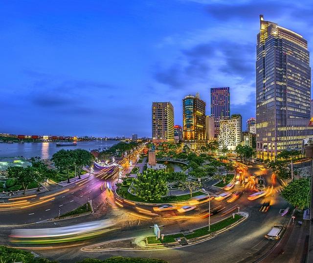 Nét đẹp Sài Gòn