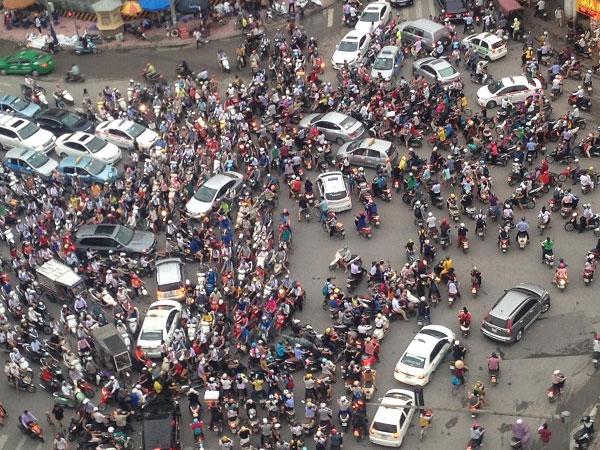 Băn khoăn giải Nhì 2 tỷ đồng cho ý tưởng chống ùn tắc giao thông
