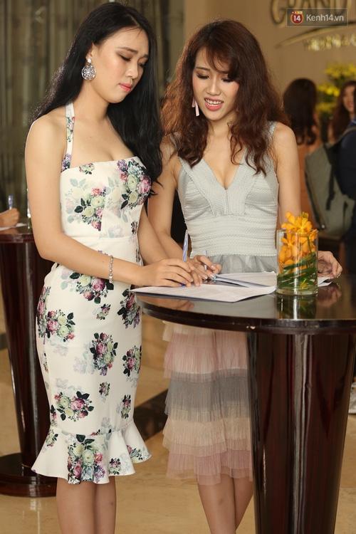Nhiều thí sinh Hoa hậu Hoàn vũ miền Nam xuất hiện mệt mỏi, kém sắc - Ảnh 4.