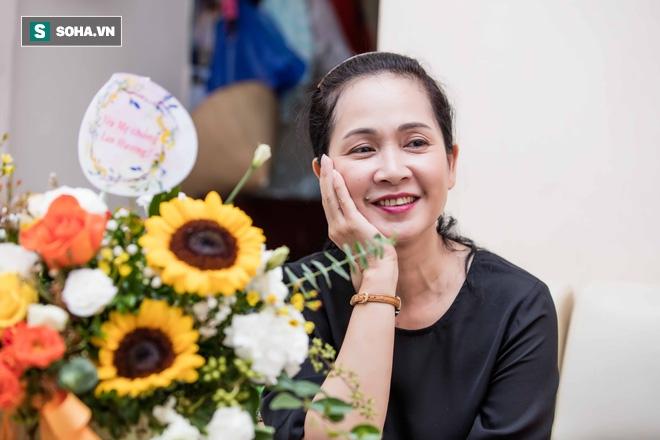 NSND Lan Hương: Bảo Thanh thông minh, khôn khéo trong ứng xử nhưng hay đùa dai - Ảnh 1.